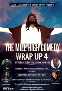 Mile High Comedy Wrap Up 4