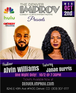 Alvin Williams feat. Janae Burris
