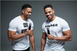 The Hodgetwins Live; No Filter Tour